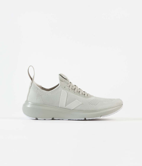 Veja x Rick Owens Womens Runner Shoes - Oyster