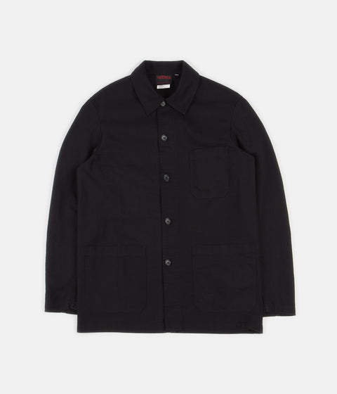 Vetra No.4 Workwear Jacket - Black