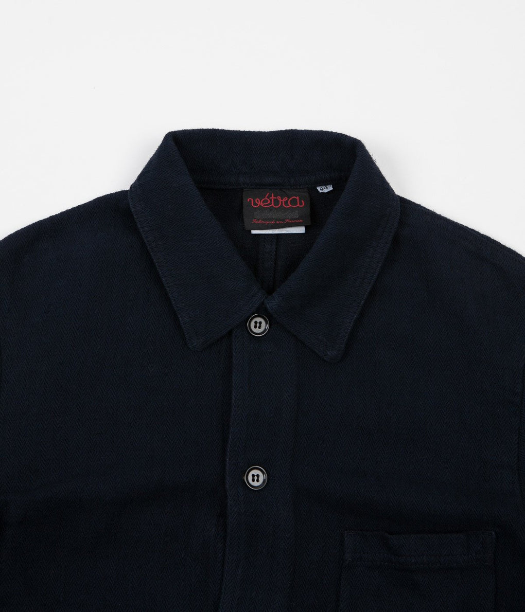 Vetra No.4 Workwear Jacket - Navy