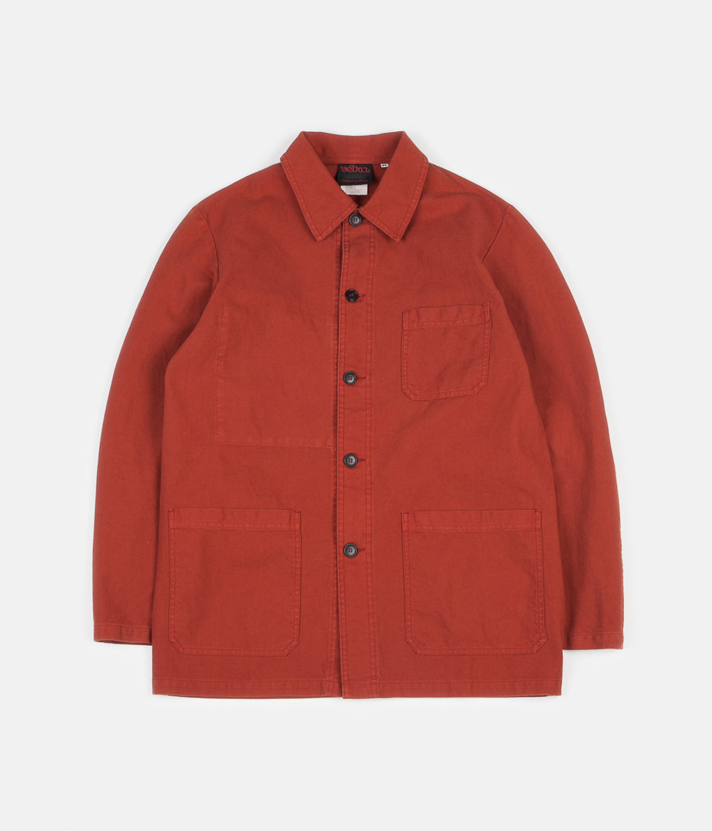 Vetra No.4 Workwear Jacket - Quince