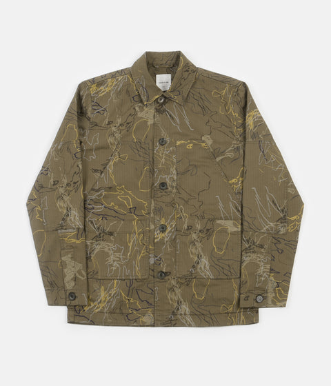 Wood Wood Fabian Shirt - Green