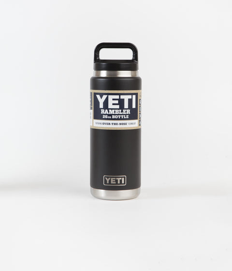 Yeti Rambler Bottle 26oz - Black