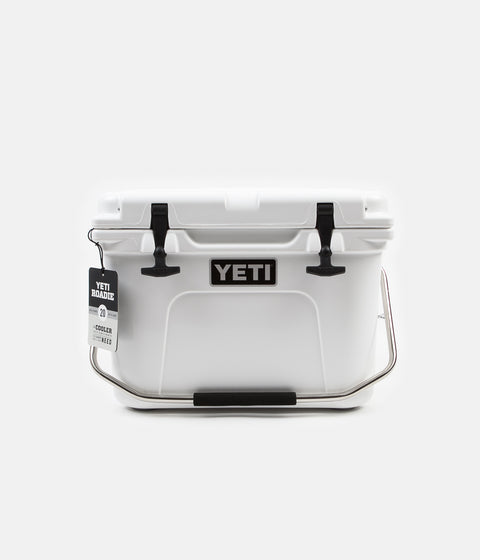 Yeti Roadie 20 Hard Cooler - White
