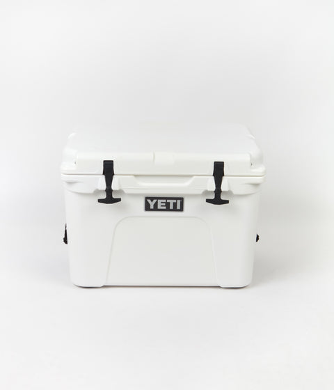 Yeti Tundra 35 Hard Cooler - White