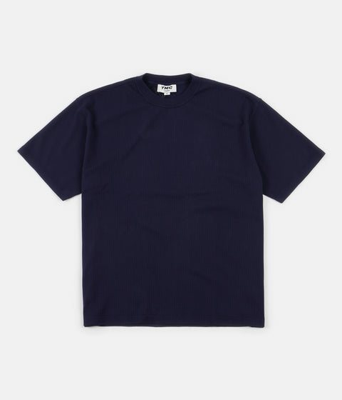 YMC Triple T-Shirt - Navy