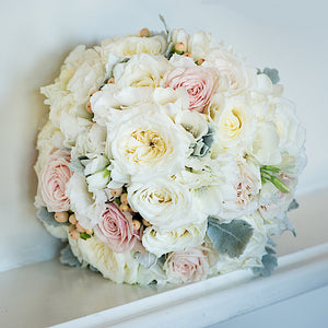 Bridal Bouquet by Mordialloc Florist.