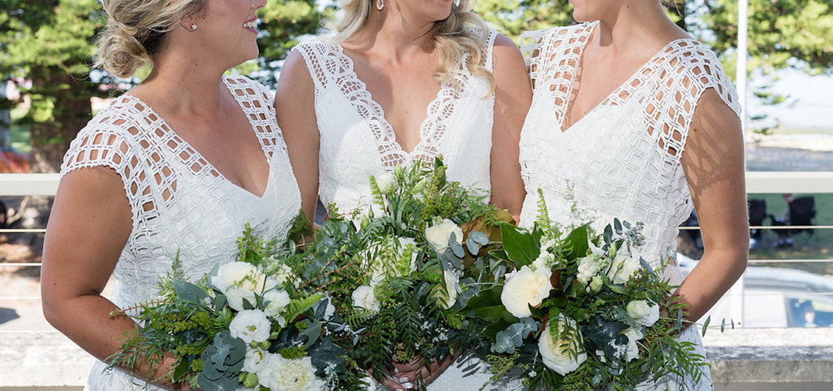 Wedding Bouquets by Mordialloc Florist