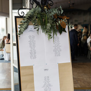 Onsite Floral Installations Mordialloc Florist. Photo by Sorrento Weddings Photography