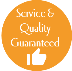 flower quality & service guarantee