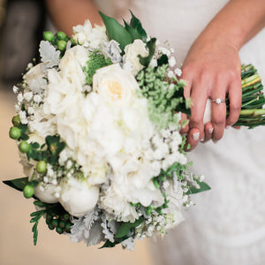 Bridal Bouquet Mordialloc Florist. Photo by Passion8 Photography
