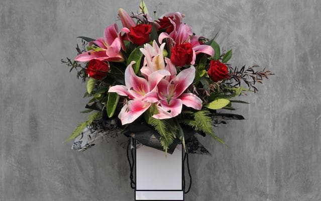 Real Florist. Real Flowers. Melbourne Online Delivery. Same Day | Lily Love