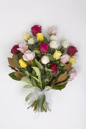 Real Florist. Real Flowers. Melbourne Online Delivery. Same Day | Double the Love - Premium Sympathy Sheaf