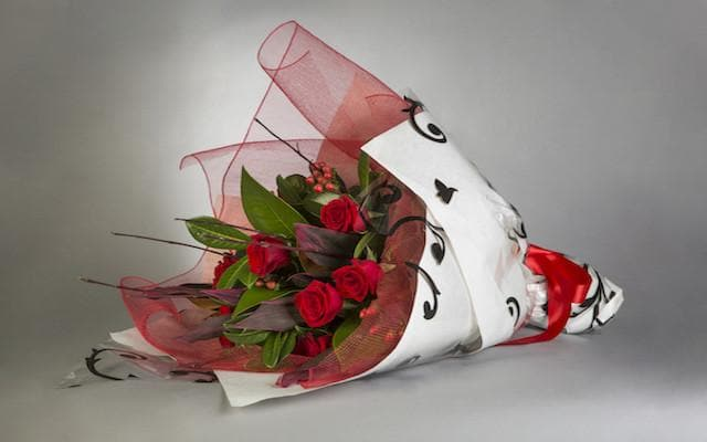 Romance at its Best Bouquet - Mordialloc Florist