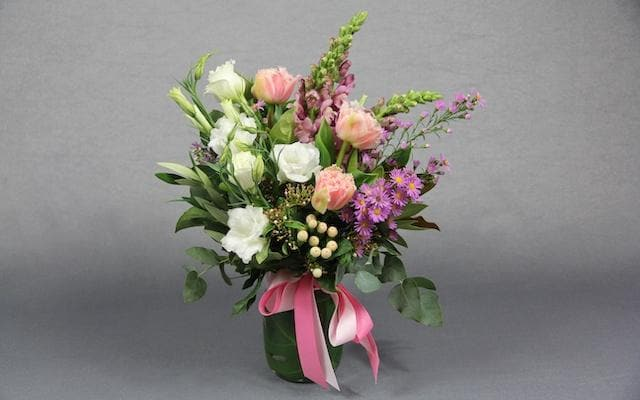 Real Florist. Real Flowers. Melbourne Online Delivery. Same Day | Easter Posy Jar