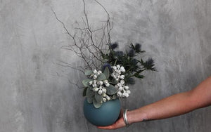 Real Florist. Real Flowers. Melbourne Online Delivery. Same Day | Rustic Blue