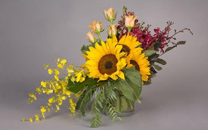 Real Florist. Real Flowers. Melbourne Online Delivery. Same Day | You Are My Sunshine