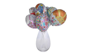 Real Florist. Real Flowers. Melbourne Online Delivery. Same Day | Mini Foil Balloons