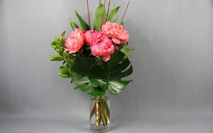 Real Florist. Real Flowers. Melbourne Online Delivery. Same Day | Coral Crush