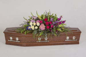Real Florist. Real Flowers. Melbourne Online Delivery. Same Day | Gorgeous Garden - Premium Casket & Coffin Flowers