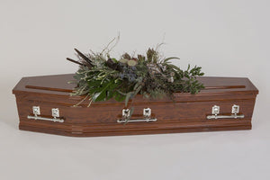 Real Florist. Real Flowers. Melbourne Online Delivery. Same Day | Naturally Foraged  - Premium Casket & Coffin Flowers