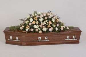 Real Florist. Real Flowers. Melbourne Online Delivery. Same Day | Simply Roses - Premium Casket & Coffin Flowers