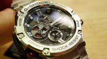 Casio G-Shock - G -Steel - GST-B100D-1AER - Digital Watch-Welwyn Watch Parts