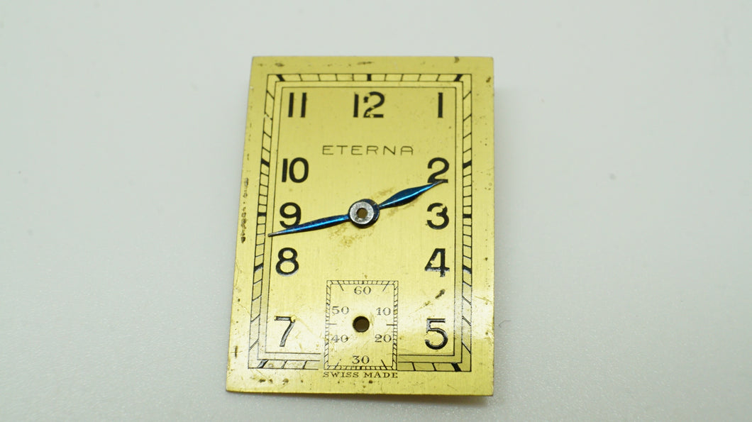 Eterna Calibre 740 - Movement Spares - Rare !-Welwyn Watch Parts
