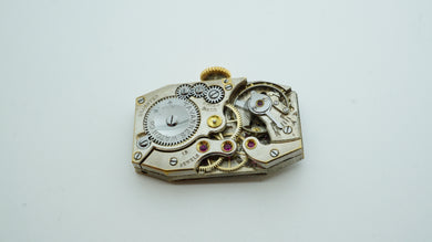 Cyma Ref 068 Calibre Movement - Running - Very Rare !-Welwyn Watch Parts