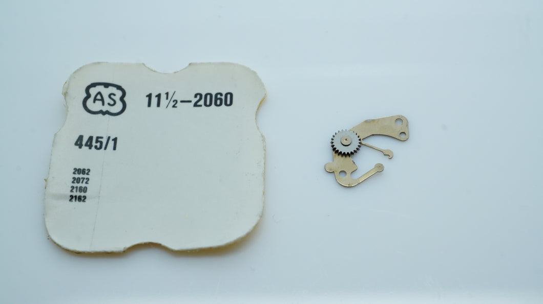 AS Calibre 2060 Part# 445-1 - Setting Lever Spring Combined-Welwyn Watch Parts