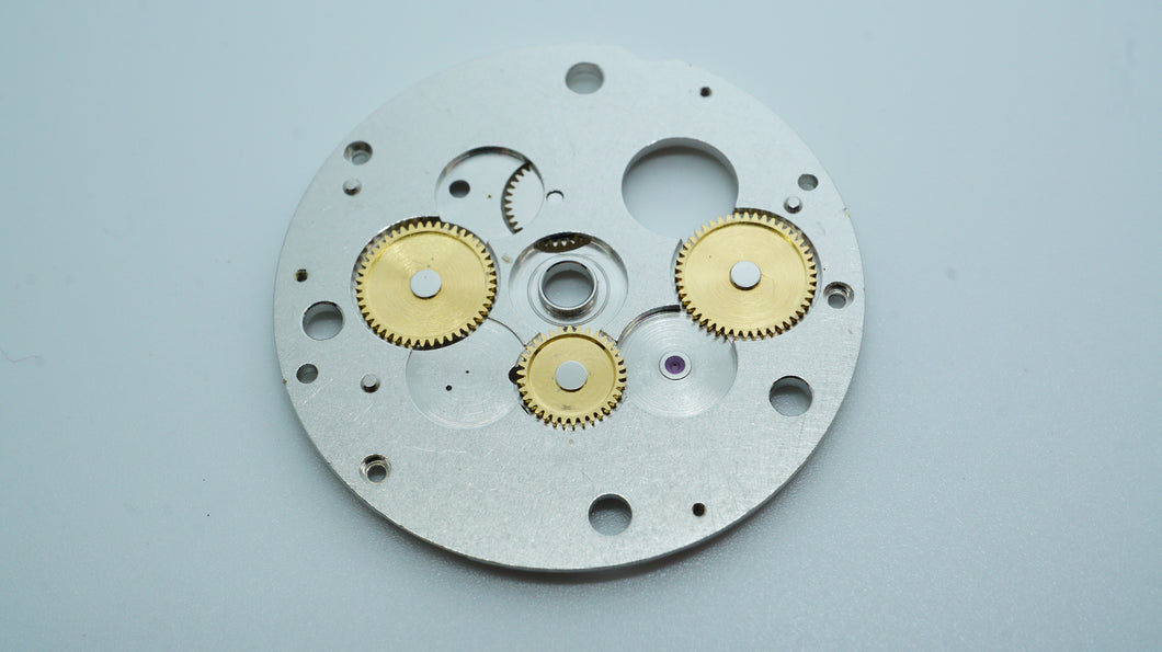 Valjoux/ETA 7750 - Calendar Plate Variation 3 w Moonphase - #2551/1-Welwyn Watch Parts