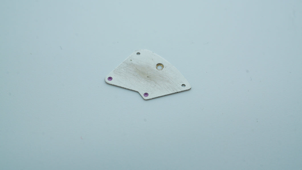 Valjoux/ETA 7750 - Driving Wheel Upper Jewelled Plate-Welwyn Watch Parts
