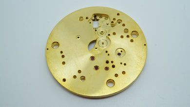 Jaeger LeCoultre - Calibre 467-2 - Mainplate #100-Welwyn Watch Parts