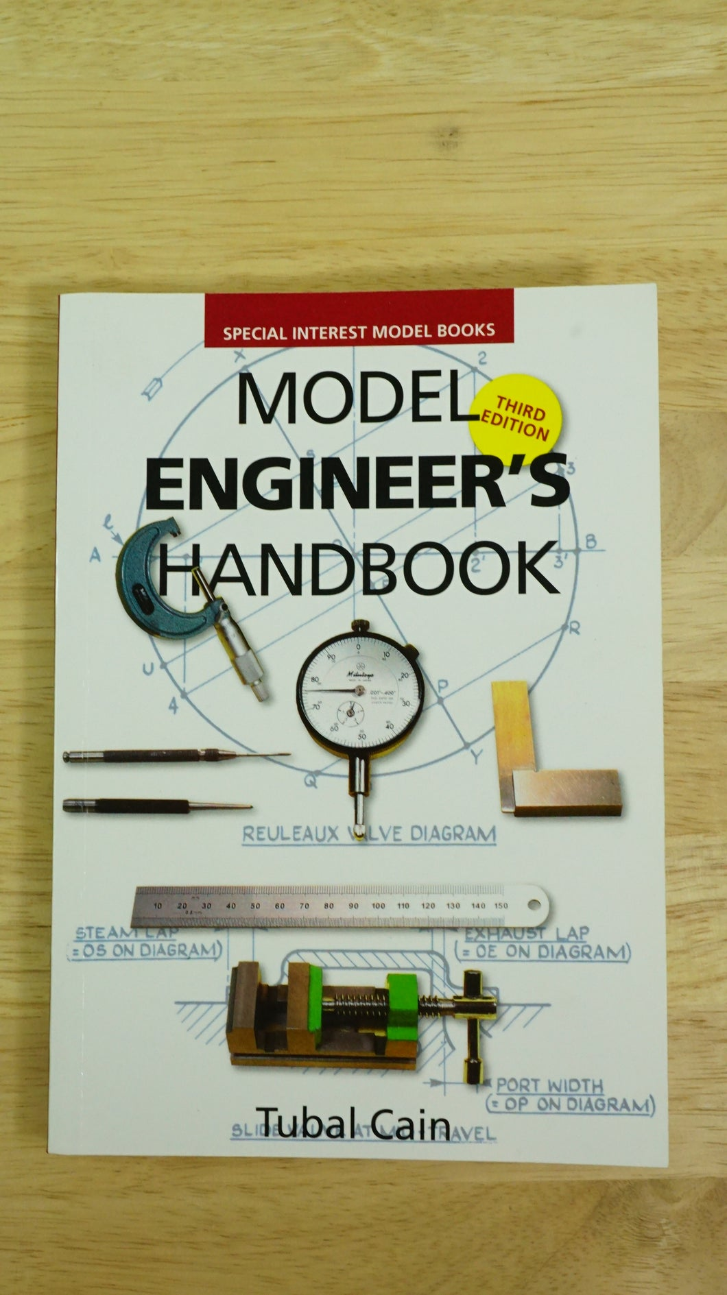 Model Engineer's Handbook 3rd Edition - Tubal Cain-Welwyn Watch Parts