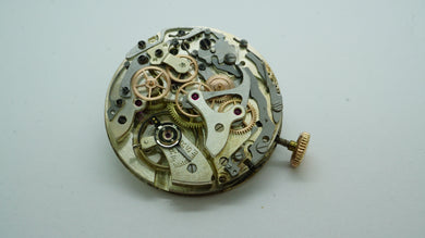 Landeron Chronograph Movement - Calibre 51 - Used/Working-Welwyn Watch Parts