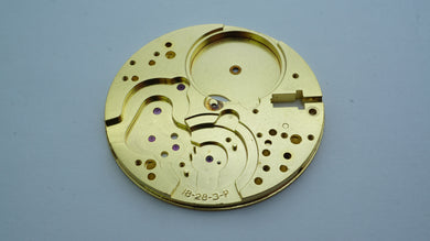 Zenith Cal 18-28-3P - Mainplate-Welwyn Watch Parts