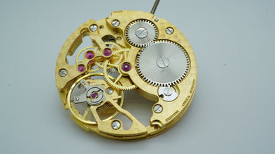 Unitas/ETA 6498 S Skeleton Calibre Manual Wind Movement - Rare !-Welwyn Watch Parts