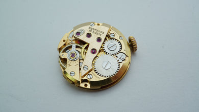 ETA - Cal 980 Manual Wind Movement - Rose Plated - Inca-Welwyn Watch Parts
