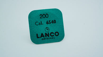 Lanco - Cal 6540 - Part#200 Center Wheel & Cannon Pinion-Welwyn Watch Parts