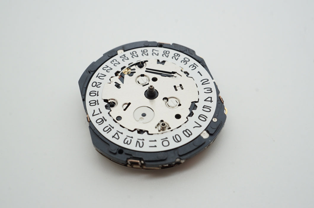 Seiko Quartz - Chronograph - 7T62A Movement-Welwyn Watch Parts