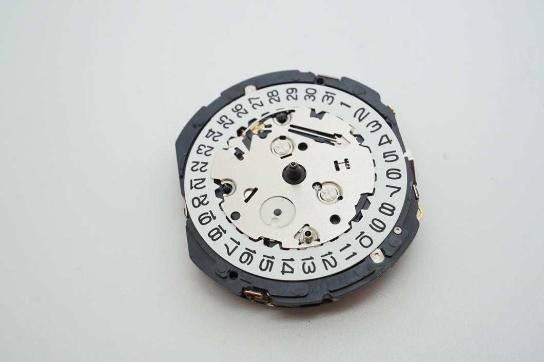 Seiko Quartz - Chronograph YM92A Movement-Welwyn Watch Parts