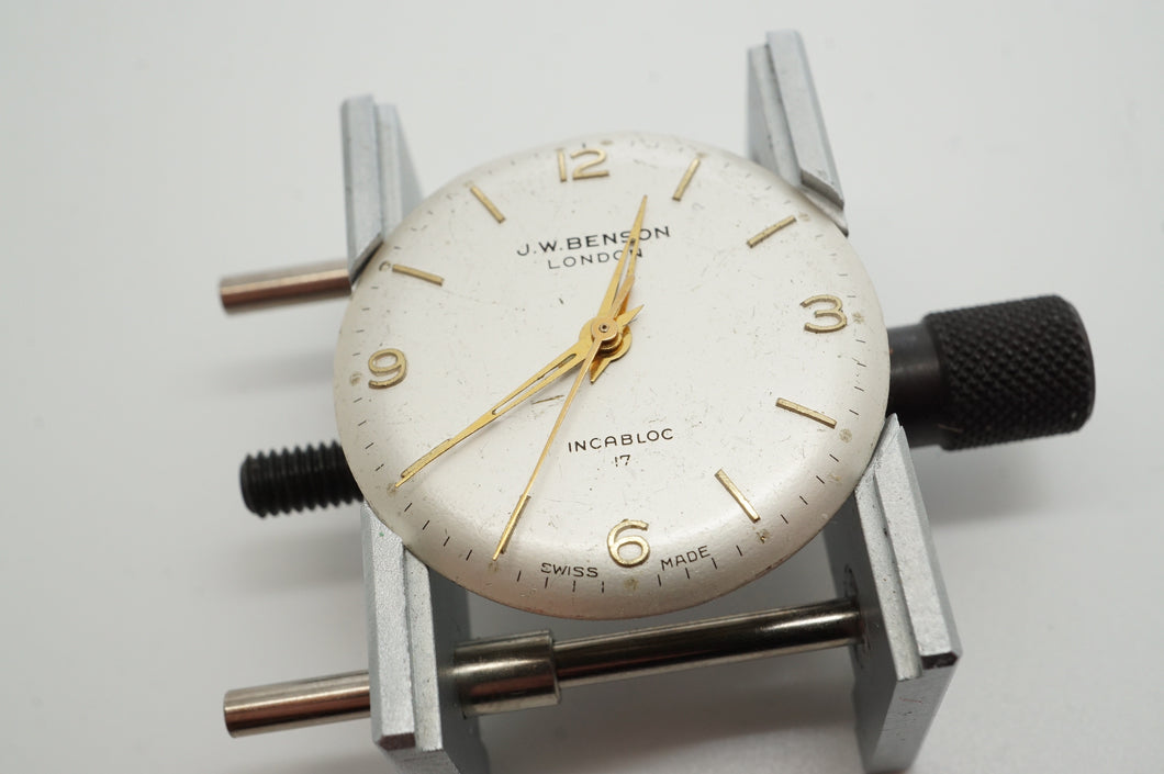 FHF Calibre 70 - Manual Wind Movement-Welwyn Watch Parts