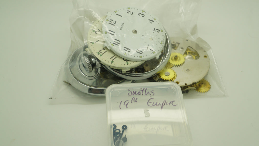 Smiths Spares - Special Order-Welwyn Watch Parts