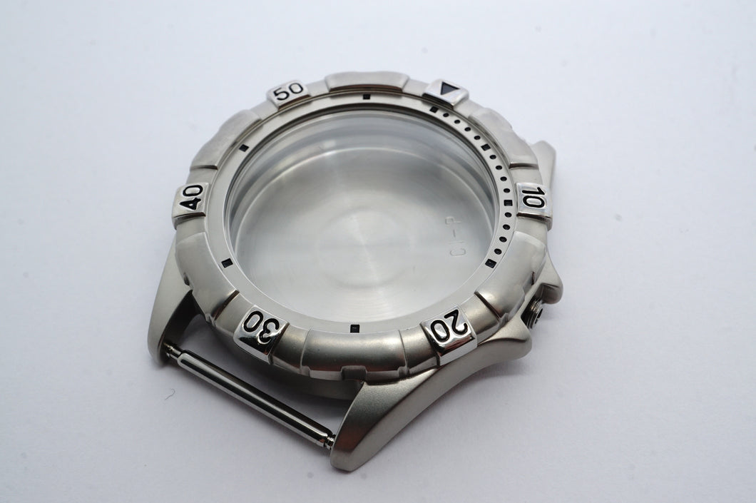 Tissot P363/463 Le Locle Casing Complete - Stainless Steel-Welwyn Watch Parts