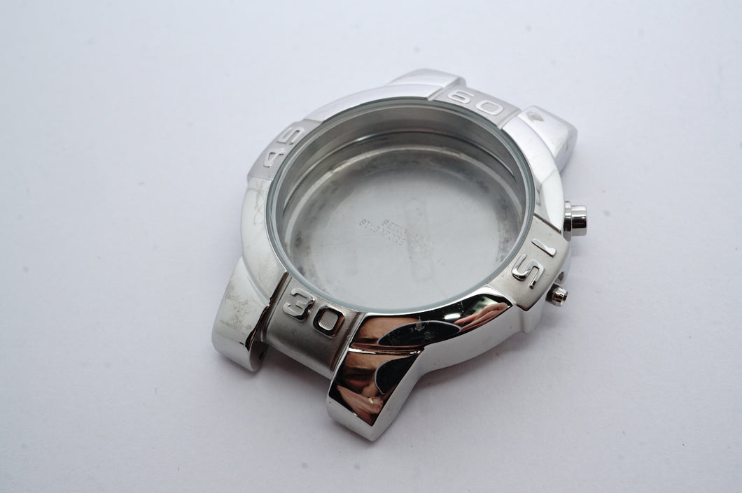 Seiko NOS Quartz Casing - Model 5M63-0C00 - Stainless Steel-Welwyn Watch Parts
