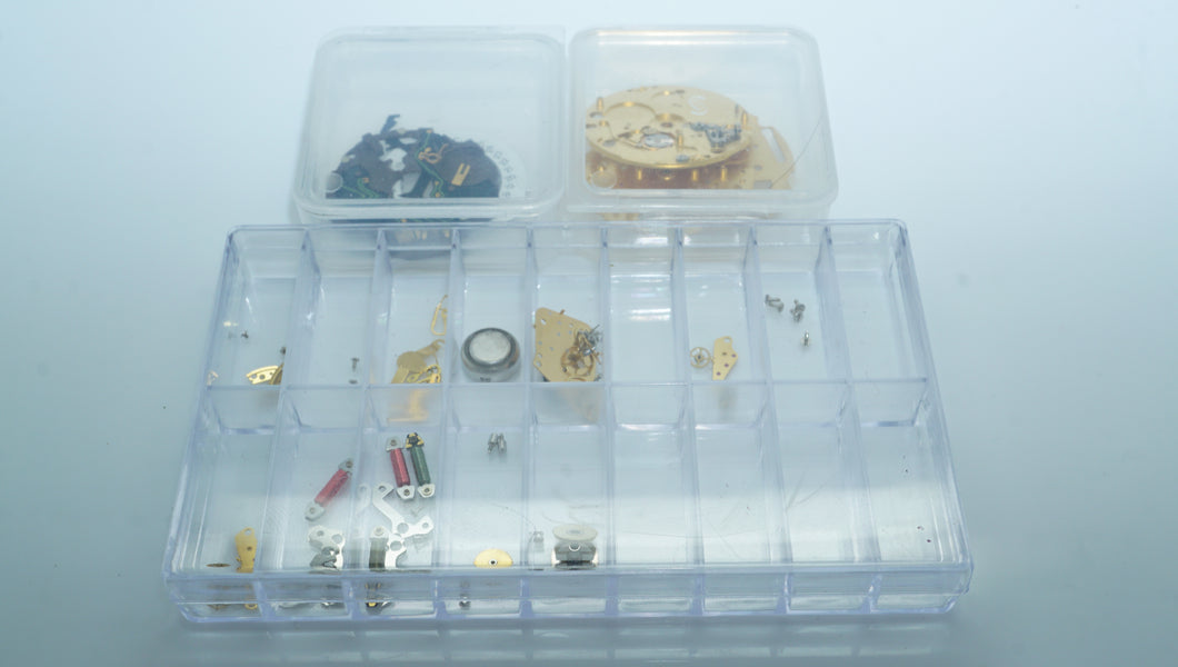 ETA Chronograph - Cal 251.272 Massive Lot of Spares-Welwyn Watch Parts