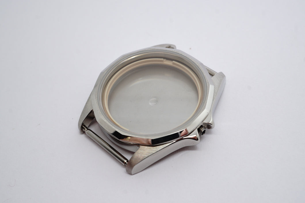 Tissot Complete Case - Model P362/462-1 PR100 - Steel - Sapphire Glass-Welwyn Watch Parts