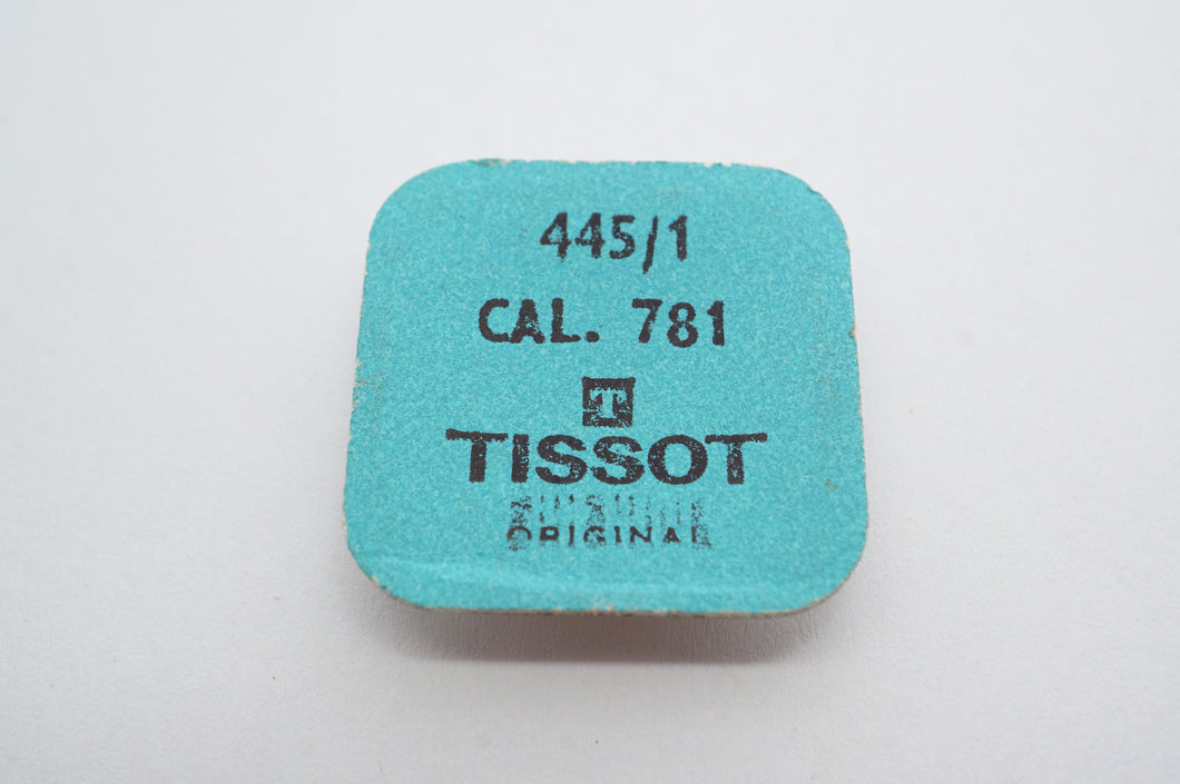 Tissot - Calibre 781 - Setting Lever Spring - Part # 445-Welwyn Watch Parts