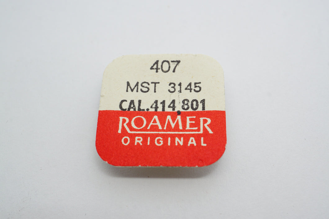MST/Roamer - Cal 414/801 - Clutch Wheel - Part# 407-Welwyn Watch Parts