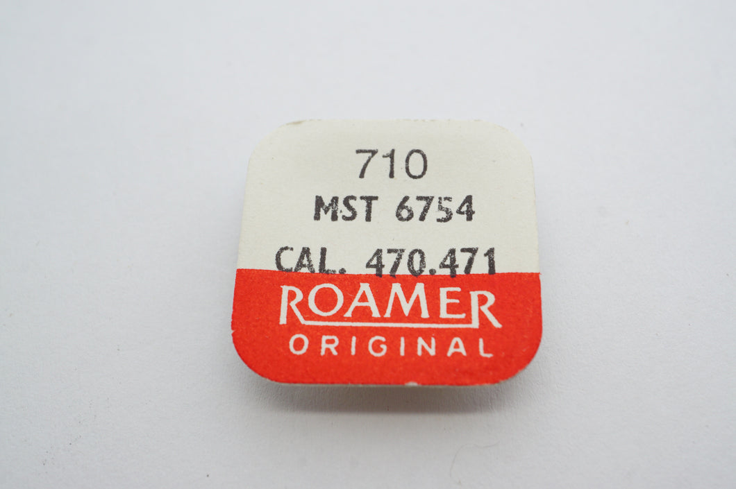 MST/Roamer - Cal 470/471 - Pallet - Part# 710-Welwyn Watch Parts