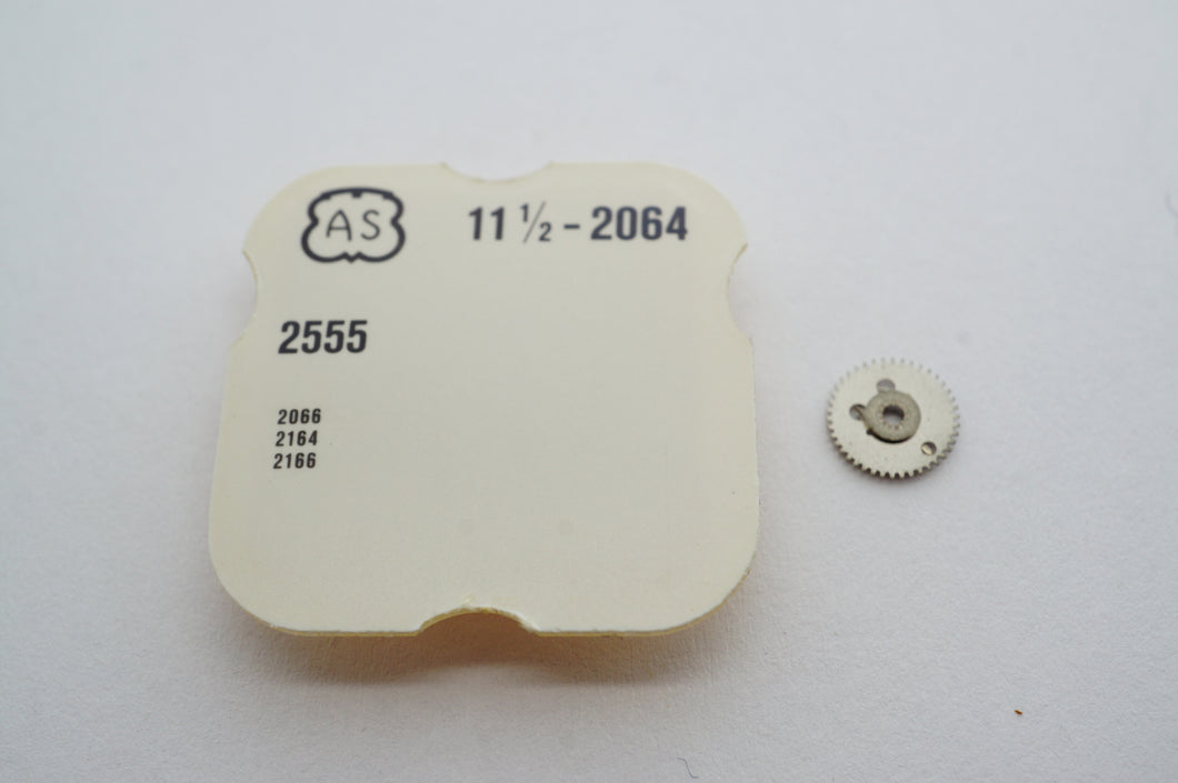AS - Calibre 2064 - Day Driving Wheel - Part # 2555-Welwyn Watch Parts